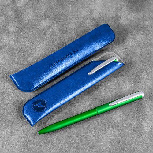 Футляр для ручки, цвет синий Classic