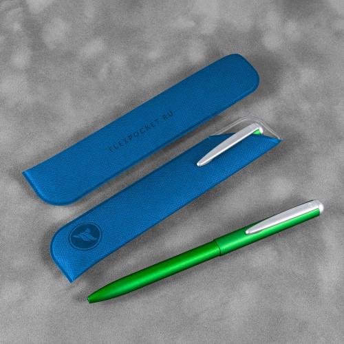 Футляр для ручки, цвет синий