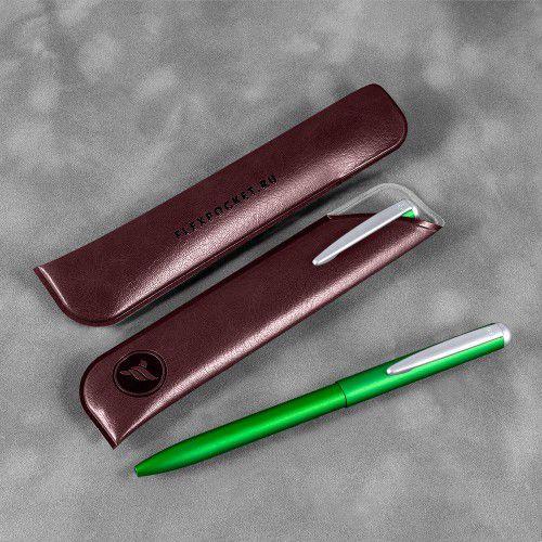 Футляр для ручки, цвет коричневый Classic