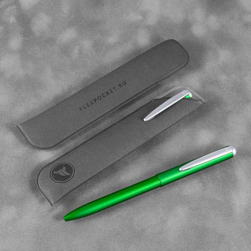 Футляр для ручки, цвет серый