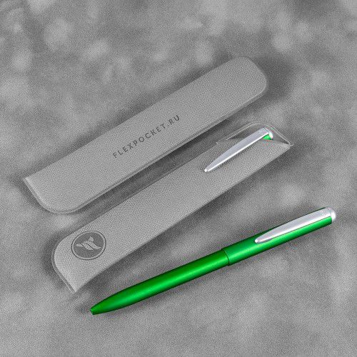 Футляр для ручки, цвет светло-серый