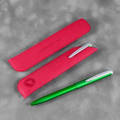 Футляр для ручки, цвет маджента