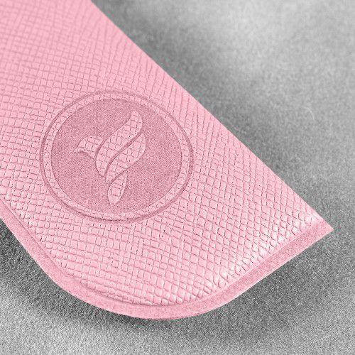 Футляр для ручки, цвет розовый