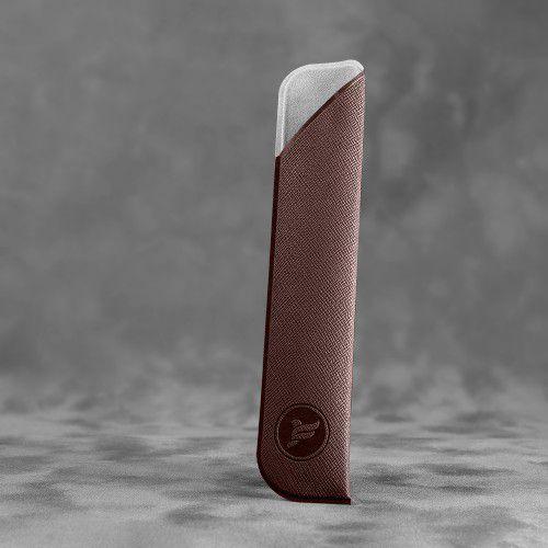 Футляр для ручки, цвет коричневый