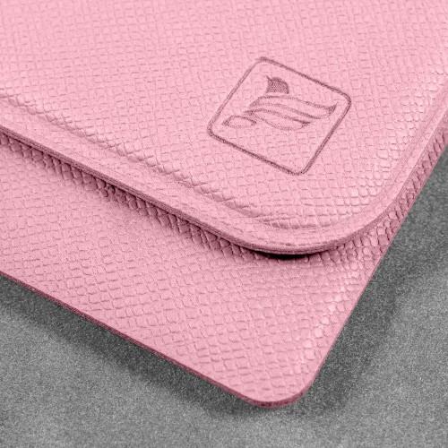 Жесткий футляр с клапаном, цвет розовый
