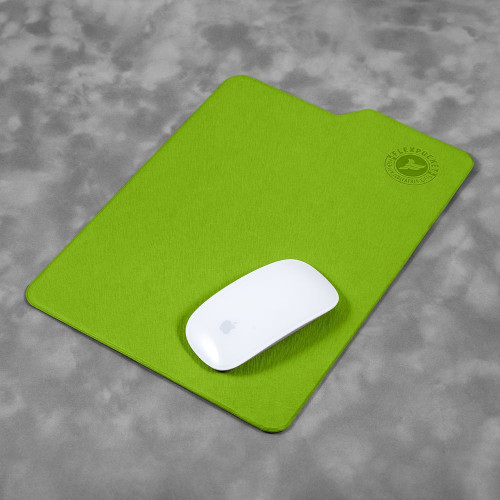 Коврик для мыши, цвет зеленый
