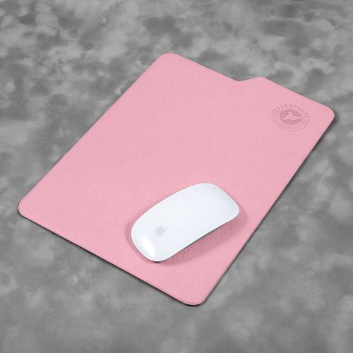 Коврик для мыши, цвет розовый