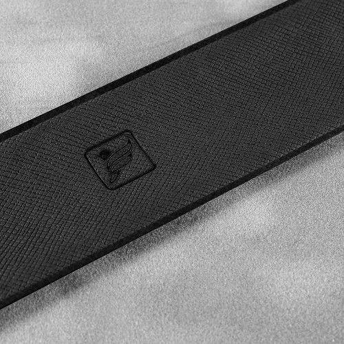 Slap-браслет, цвет черный