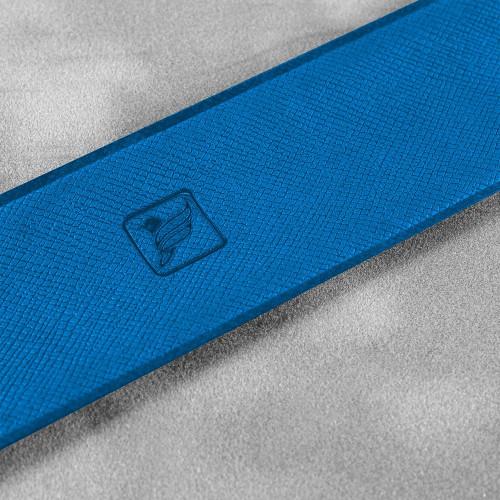 Slap-браслет, цвет синий
