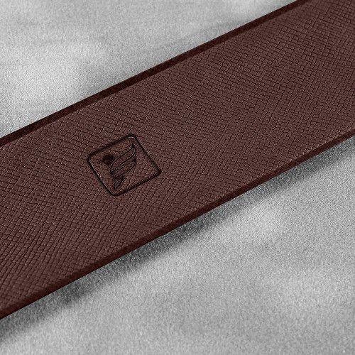 Slap-браслет, цвет коричневый