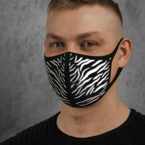 Многоразовая маска для лица Aero Silver Mask - светоотражающая