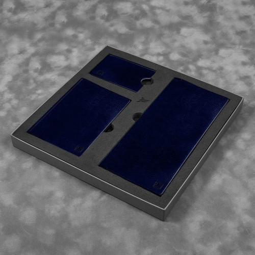 Подарочный набор Flexpocket, цвет темно-синий Classic