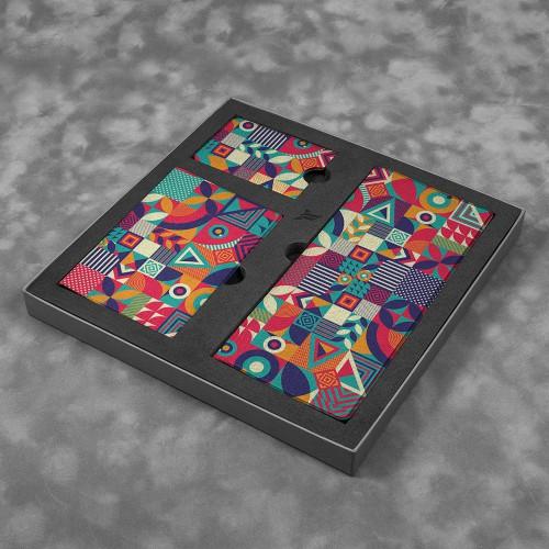 Подарочный набор Flexpocket, полноцветная печать