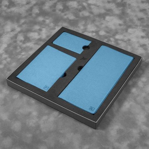 Подарочный набор Flexpocket, цвет голубой