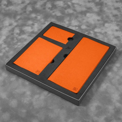Подарочный набор Flexpocket, цвет оранжевый