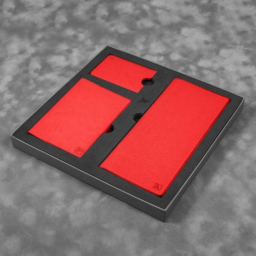 Подарочный набор Flexpocket, цвет красный