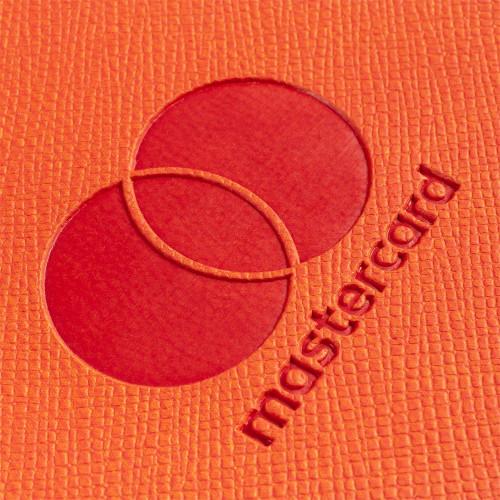 Индивидуальная упаковка для изделий из экокожи - Mastercard