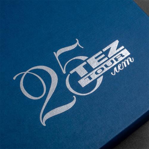 Подарочный набор Tez Tour - 25 лет