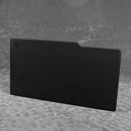 Настольный мат - большой, цвет черный