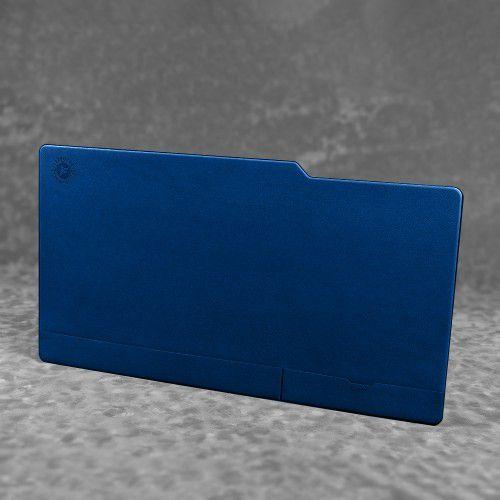 Настольный мат - большой, цвет темно-синий