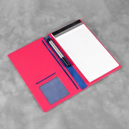 Блокнот-планшет А6 с обложкой, полноцветная печать