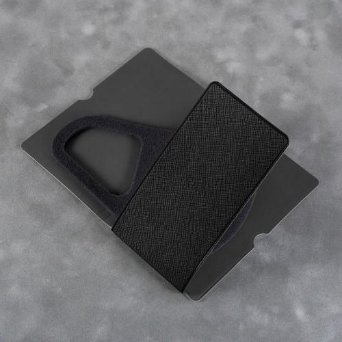 Чехол для многоразовой маски, цвет черный