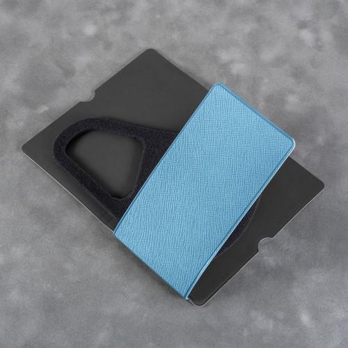 Чехол для многоразовой маски, цвет голубой