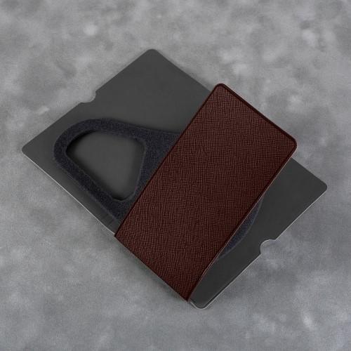 Чехол для многоразовой маски, цвет коричневый