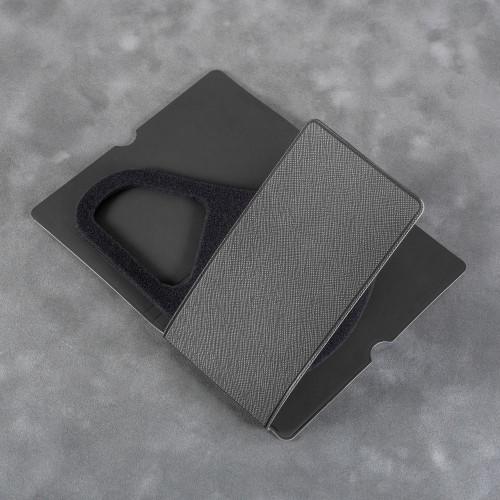 Чехол для многоразовой маски, цвет серый