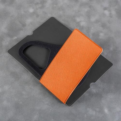 Чехол для многоразовой маски, цвет оранжевый