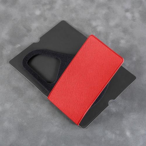 Чехол для многоразовой маски, цвет красный