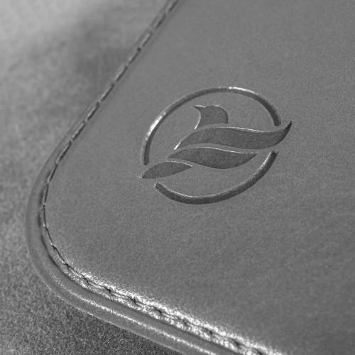 Обложка для паспорта - универсальная, цвет серый classic