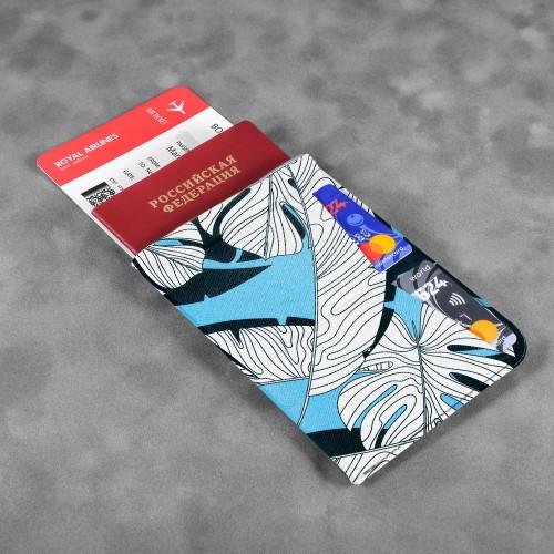 Обложка для паспорта - универсальная, полноцветная печать