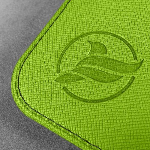 Обложка для паспорта - универсальная, цвет зеленый