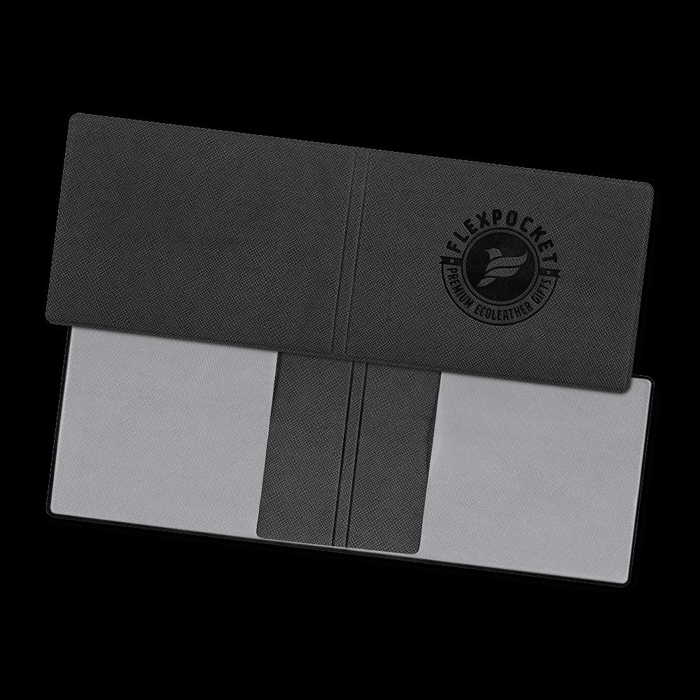 Обложка для удостоверения, цвет черный