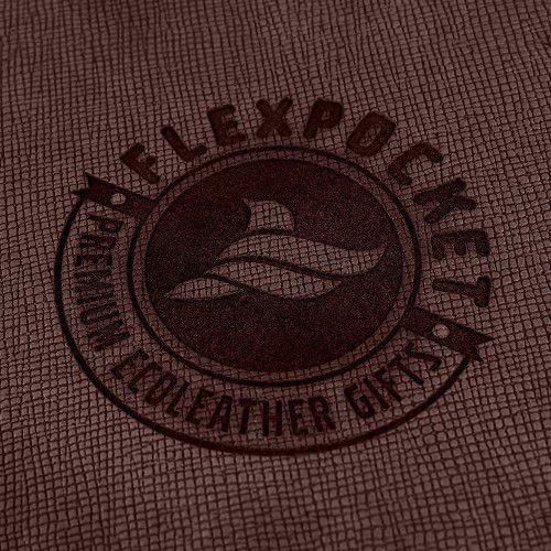 Обложка для удостоверения, цвет коричневый