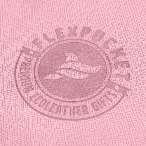 Обложка для удостоверения, цвет розовый