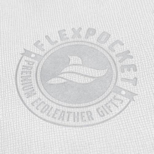 Обложка для удостоверения, цвет белый
