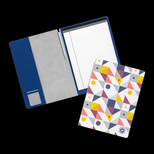 Блокнот-планшет А4 с обложкой, полноцветная печать