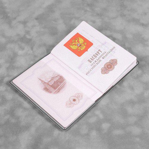 Обложка для паспорта - стандарт, полноцветная печать