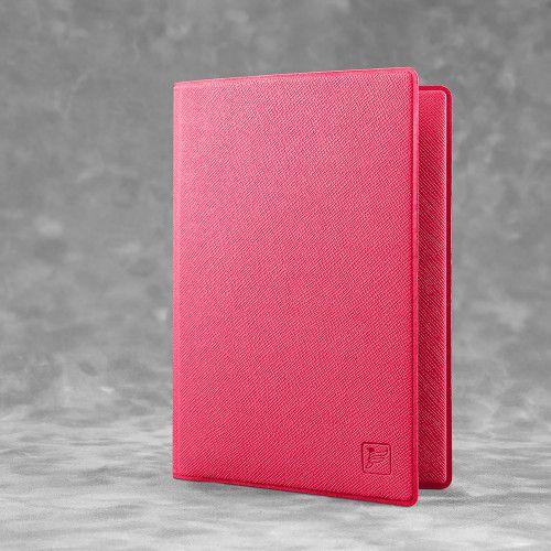 Обложка для паспорта - стандарт, цвет маджента