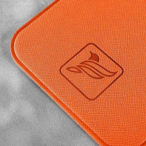 Футляр для очков, цвет оранжевый