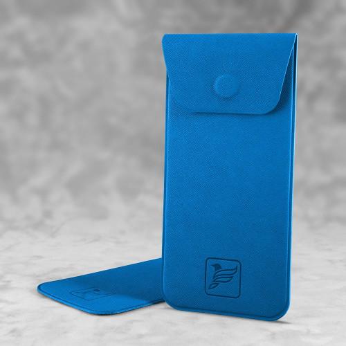 Футляр для очков, цвет синий