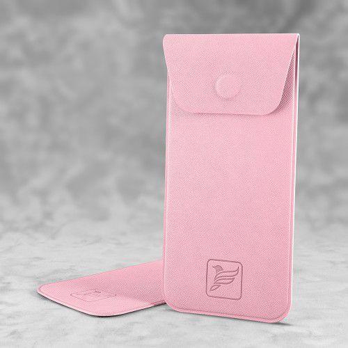 Футляр для очков, цвет розовый