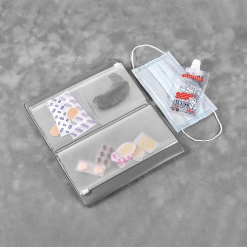 Органайзер - гигиенический набор, цвет серый classic