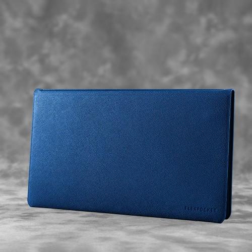 Органайзер - гигиенический набор, цвет темно-синий