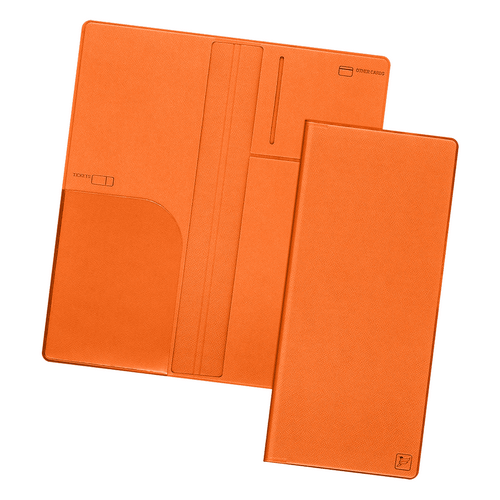 Органайзер для путешественника, цвет оранжевый