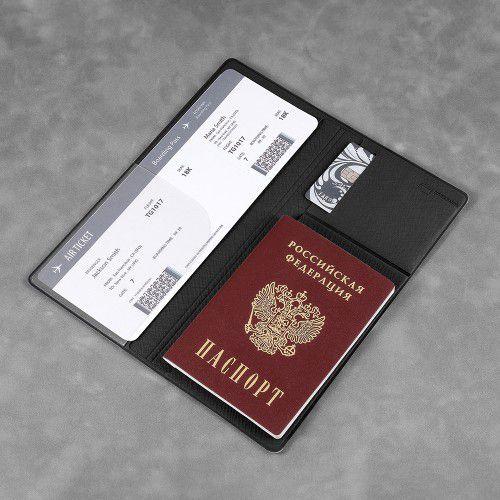 Органайзер для путешественника, цвет черный