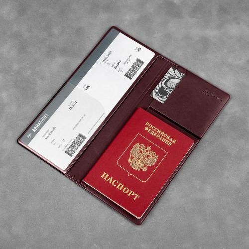 Органайзер для путешественника, цвет коричневый Classic