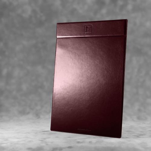 Папка планшет на магнитах, цвет коричневый classic